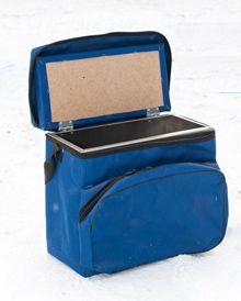 Ящик СТЭК алюминиевый с сумкой 18л, 310х300х190 (1,0mm)