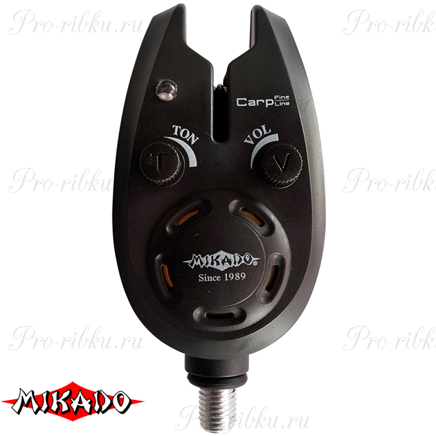 Сигнализатор поклёвки электронный Mikado AMS01-HH-G, шт