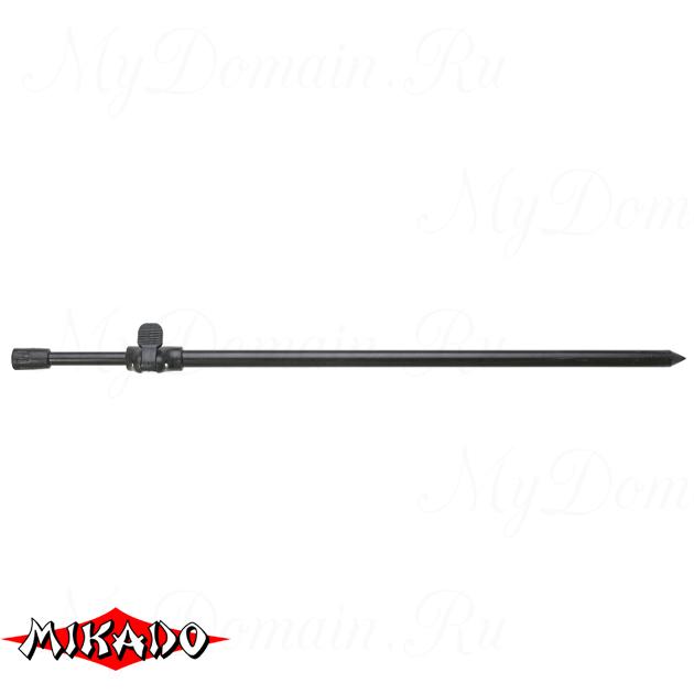 Колышек телескопический Mikado с клипсой quick lock 75 - 120 см., шт