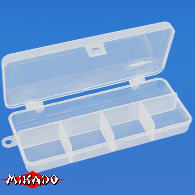 Коробочка рыболовная Mikado ABM 014 (18.1 x 7.7 x 3.3 см.), шт