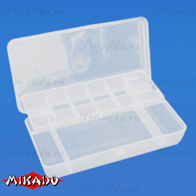 Коробочка рыболовная Mikado ABM 021 (20.9 x 10.7 x 4.3 см.), шт