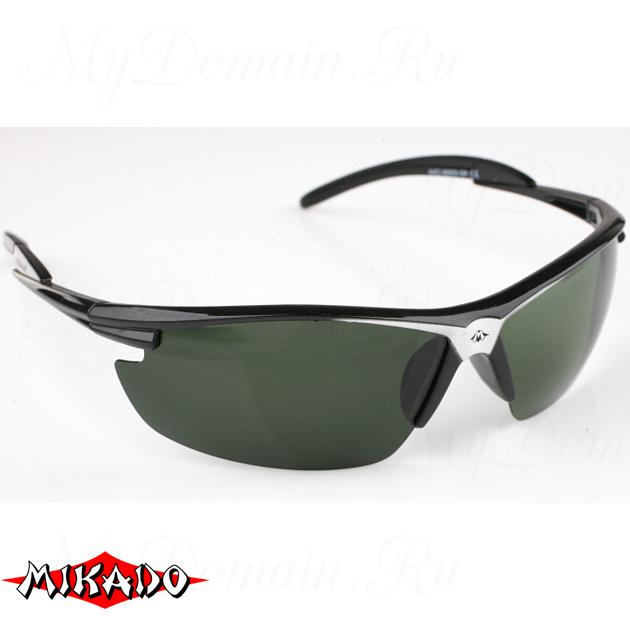 Очки поляризационные Mikado 86002 (зелёные линзы), шт