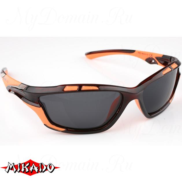 Очки поляризационные Mikado 86005 (серые линзы), шт