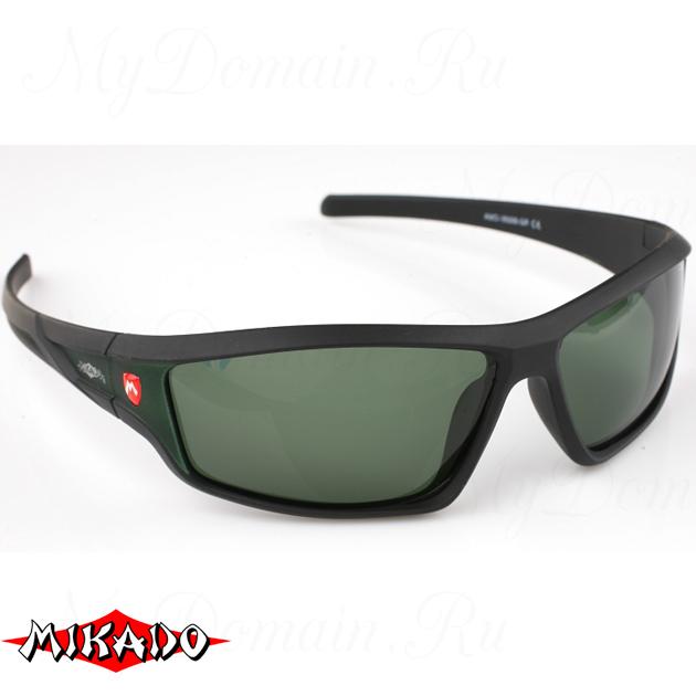 Очки поляризационные Mikado 86006 (зелёные линзы), шт