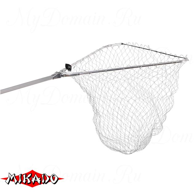 Подсачек рыболовный Mikado S2-LU70222 / 2.2 м., шт