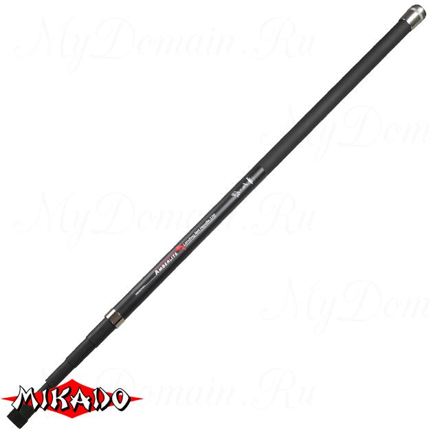 Ручка подсачека Mikado AMBERLITE 330 см. телескопическая, шт