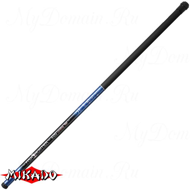 Ручка подсачека Mikado FISH HUNTER 400 см. телескопическая, шт