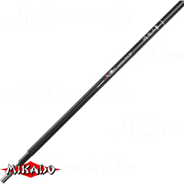 Ручка подсачека Mikado X-PLODE 300 см. телескопическая, шт