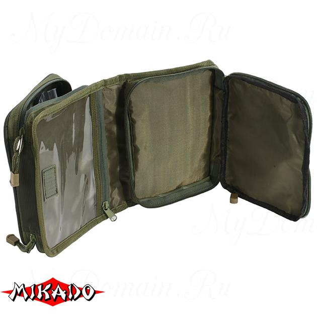 Сумка для рыболовных принадлежностей Mikado UWI-211710 (21 x 17 x 10 см.), шт