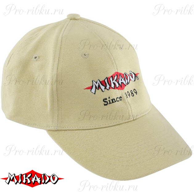 Бейсболка Mikado UB016, шт