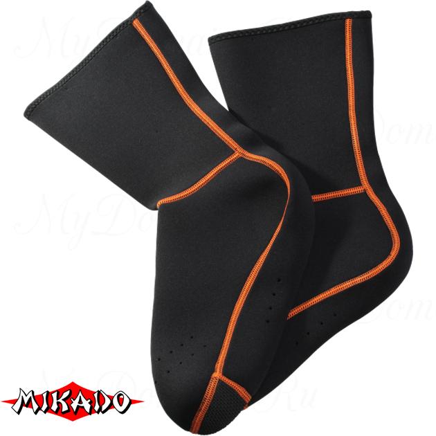 Носки неопреновые Mikado UMR-06 размер XXL, шт