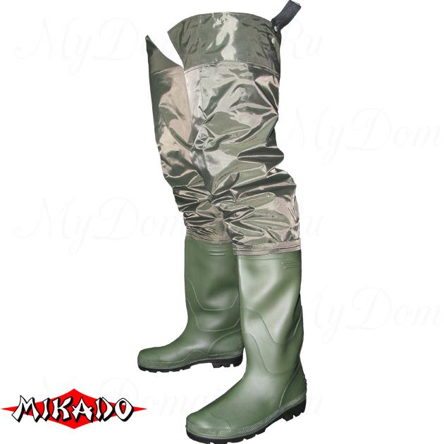 Сапоги забродные (болотные) Mikado UMW00 размер 45, шт
