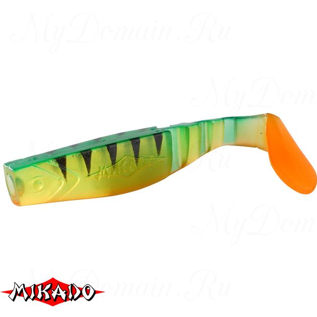 Виброхвост Mikado FISHUNTER 7 см. / 128  уп.=5 шт., упак