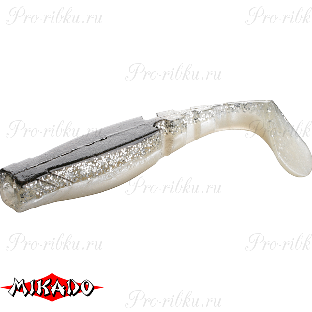 Виброхвост Mikado FISHUNTER 7 см. / 67  уп.=5 шт., упак