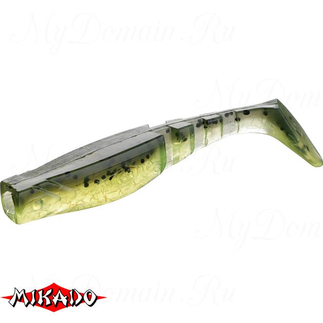 Виброхвост Mikado FISHUNTER 8 см. / 118  уп.=5 шт., упак