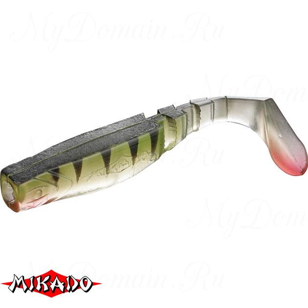Виброхвост Mikado FISHUNTER 8 см. / 48  уп.=5 шт., упак