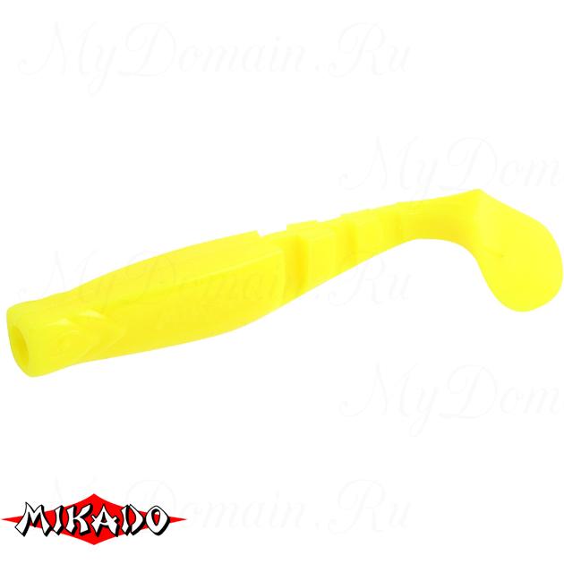 """Виброхвост Mikado FISHUNTER 2 """"съедобная резина"""" 11.5 см. / 325  уп.=3 шт., упак"""
