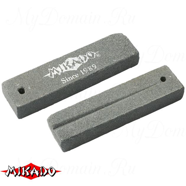 Брусок для заточки крючков Mikado (7.8 см.), шт