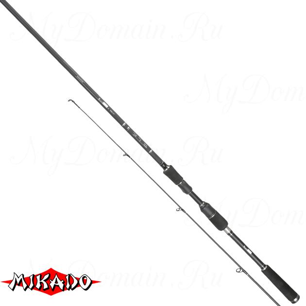 Спиннинг штекерный Mikado BLACK STONE M Spin 270 (тест 10-30 г)