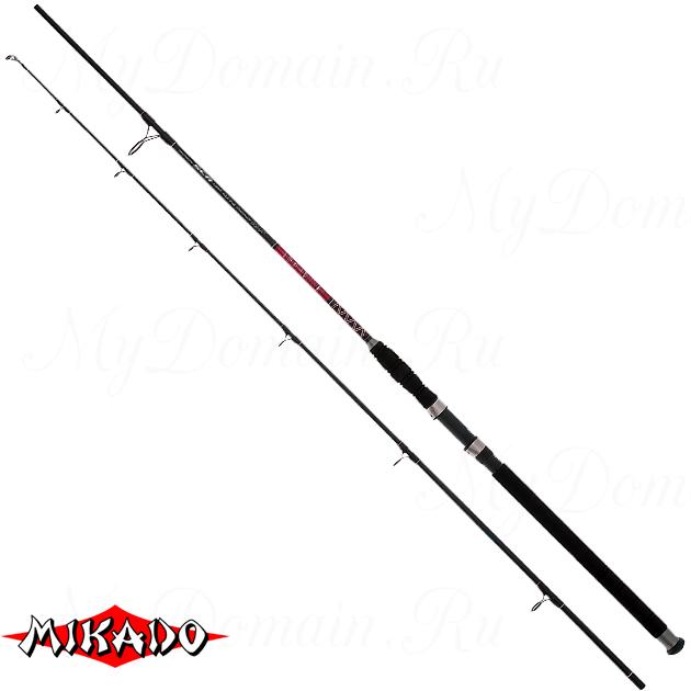 Спиннинг штекерный Mikado SCR LIGHT Pilk 270 (тест 90-150 г)