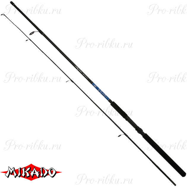 Спиннинг штекерный Mikado FISH HUNTER MEDIUM Spin 240 (тест 15-45 г)