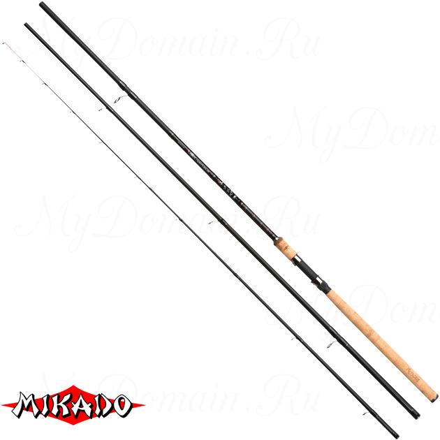 Удилище штекерное Mikado X-PLODE HEAVY Feeder 420 (тест 100-200 г)