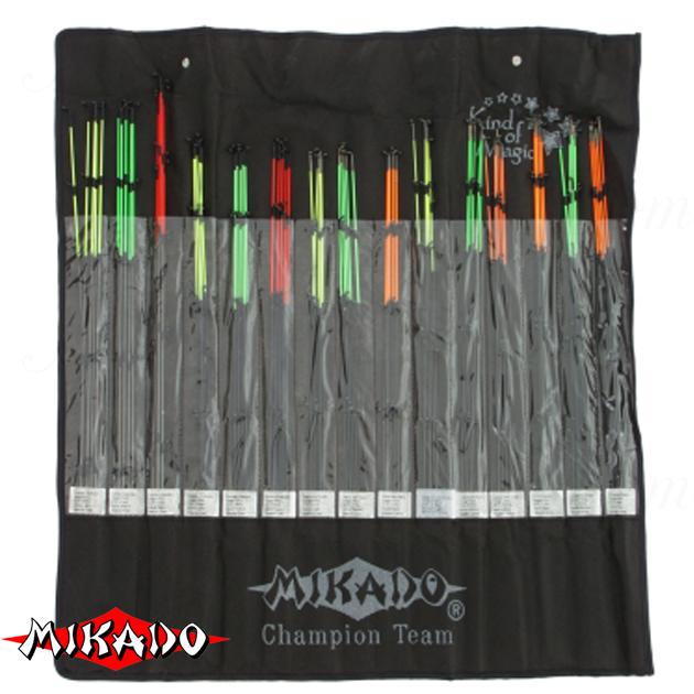 Набор хлыстиков Mikado (12 видов) уп.=75 шт.