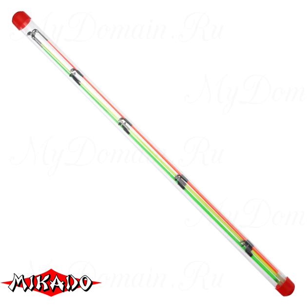 Набор хлыстиков для Mikado ULTRAVIOLET Twin Feeder 330/390 + 360/420 (до 110 г)