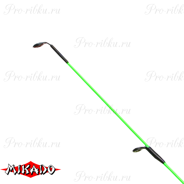 Хлыстики для фидера Mikado стеклопластик 52 см. 2.7 мм. (Medium - green)  уп.=5 шт.