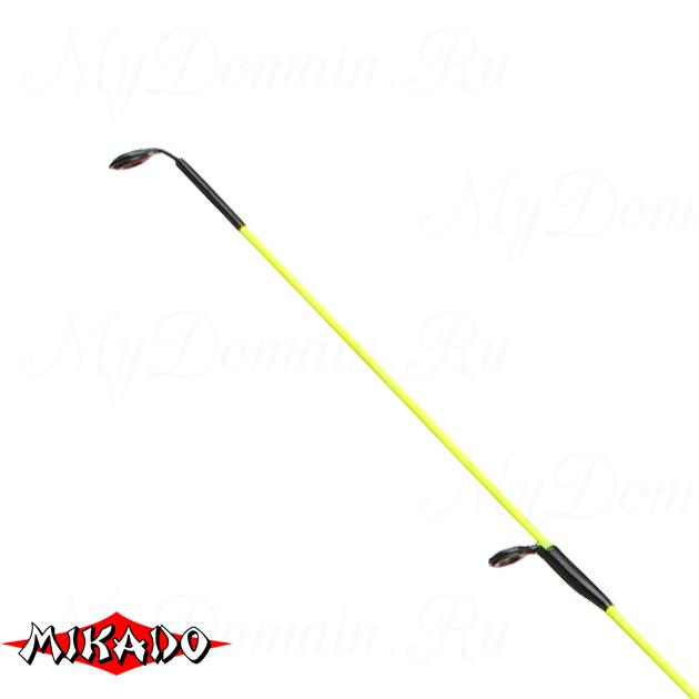 Хлыстики для фидера Mikado стеклопластик 54 см. 4.0 мм. (Light - fluo)  уп.=5 шт.