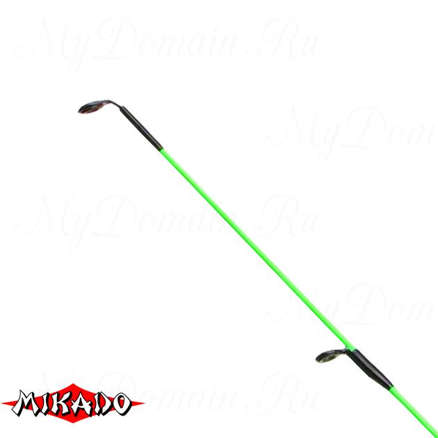 Хлыстики для фидера Mikado стеклопластик 54 см. 4.0 мм. (Medium - green)  уп.=5 шт.