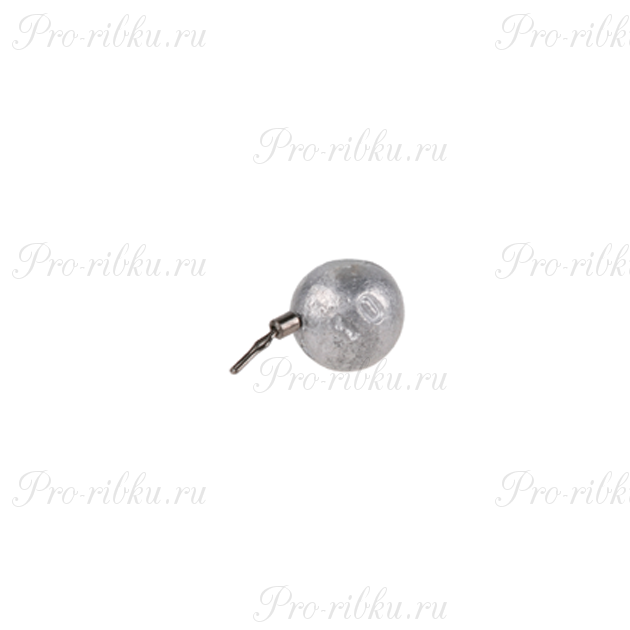 Грузила для дроп-шота Mikado Ball, 30 гр., уп.=2 шт., упак