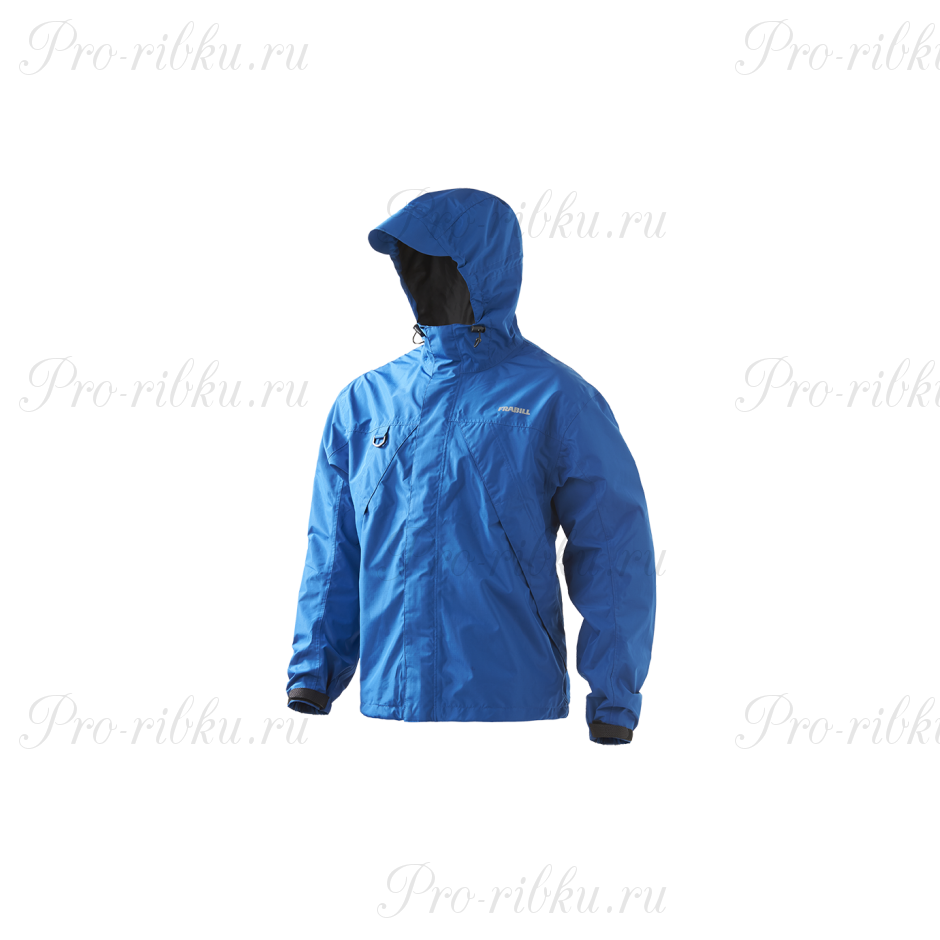 Куртка штормовая FRABILL F1 Storm Jacket Costal Blue, р. M