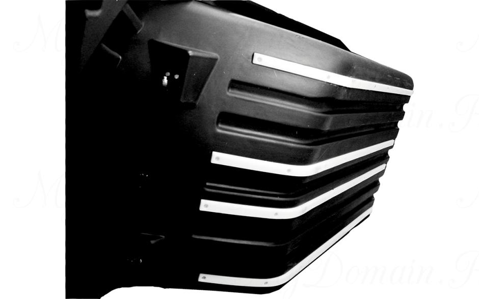 Накладки на сани Frabill Hyfax Kit, для моделей саней 6152/7052, 6157/7057, 6180/7080