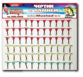 Набор чертиков с кам. №4ТР (66шт)