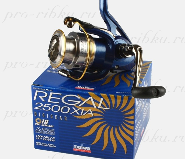 КАТУШКА DAIWA REGAL 2500XIA