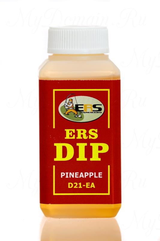 Жидкий ДИП ERS D21 E A pineapple ананас, объем 100 мл